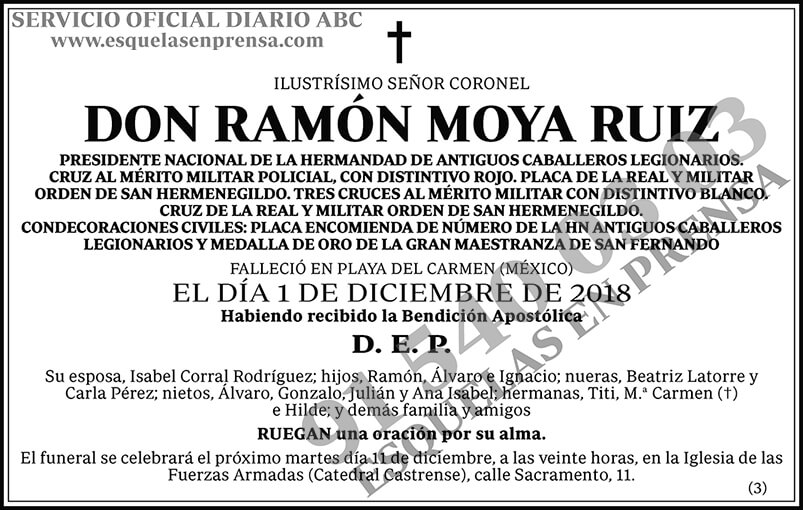Ramón Moya Ruiz
